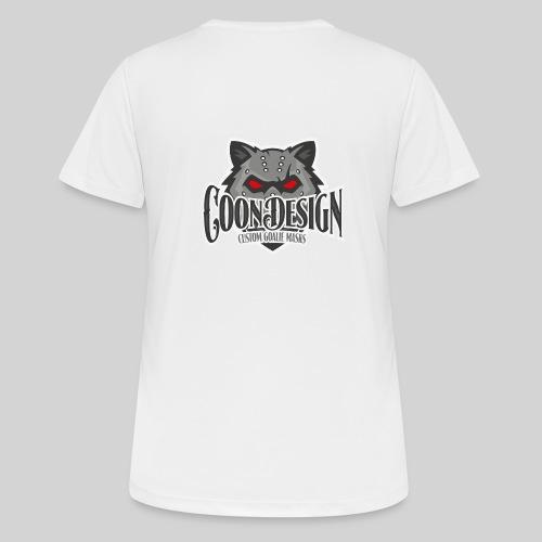 CoonDesign - Frauen T-Shirt atmungsaktiv