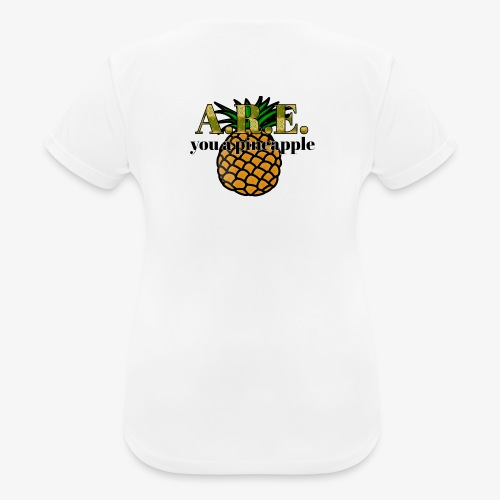 Are you a pineapple - Women's Breathable T-Shirt