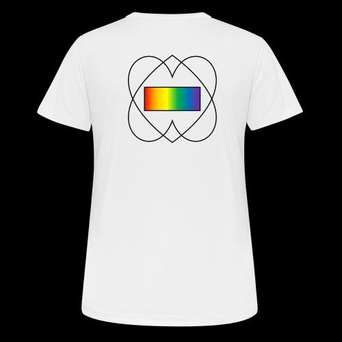 LVE FRVR - Women's Breathable T-Shirt