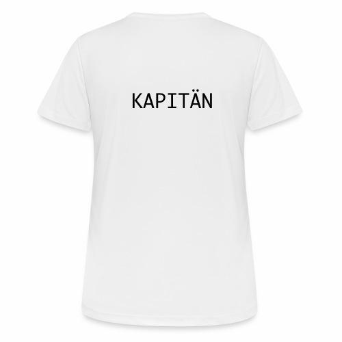 Kapitän - Frauen T-Shirt atmungsaktiv
