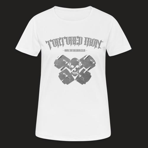 skull - Women's Breathable T-Shirt