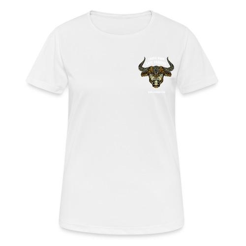 Taurus Moon Dark - Women's Breathable T-Shirt
