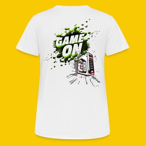 GAMEONE - T-shirt respirant Femme