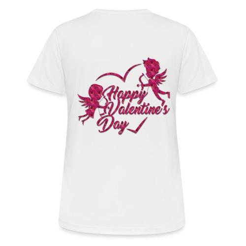Valentine Day - Andningsaktiv T-shirt dam