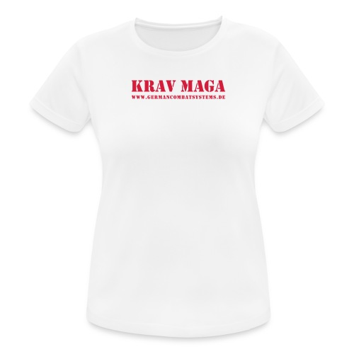 KM - Frauen T-Shirt atmungsaktiv