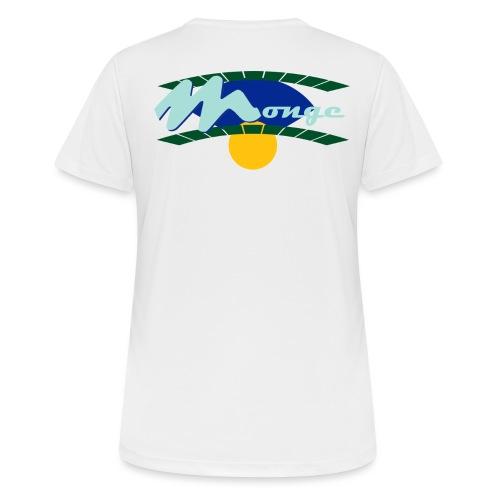 MONGE v2 - T-shirt respirant Femme