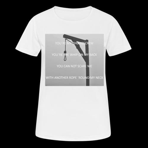 Emerald1 - Frauen T-Shirt atmungsaktiv