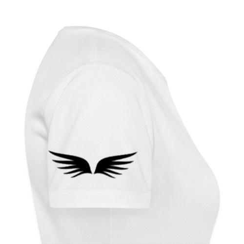 logo1 - Andningsaktiv T-shirt dam