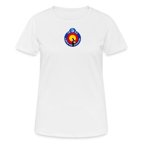 LAVIA LOGO 3 png - Dame T-shirt svedtransporterende