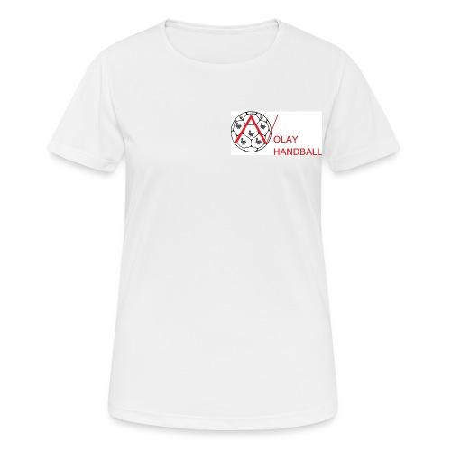 Nolay Handball png - Women's Breathable T-Shirt
