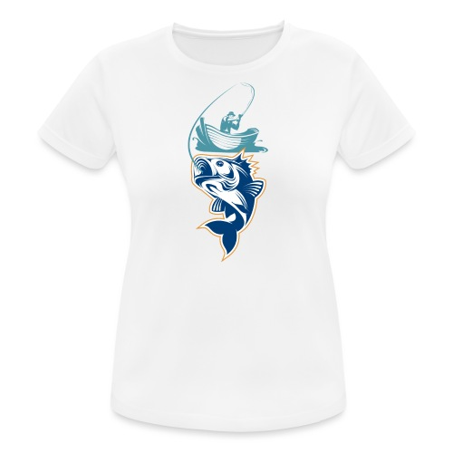 FISHING SEASON - Camiseta mujer transpirable