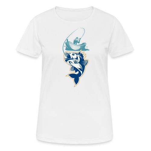 FISHING SEASON - Camiseta mujer transpirable