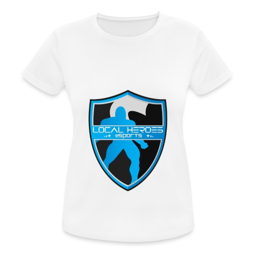 esports_logo_big_final_tr - Women's Breathable T-Shirt