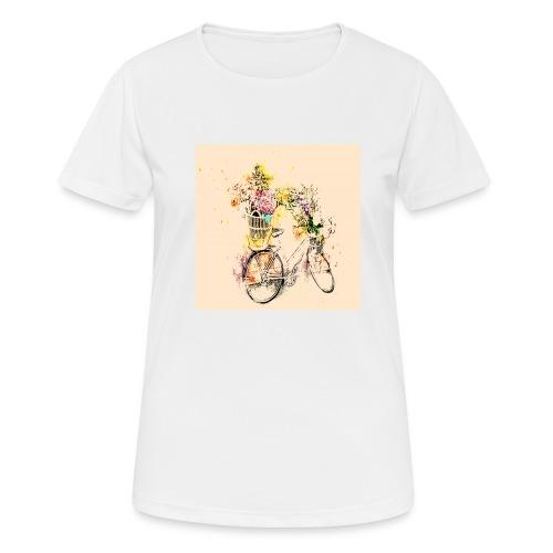Shoppiful - Maglietta da donna traspirante