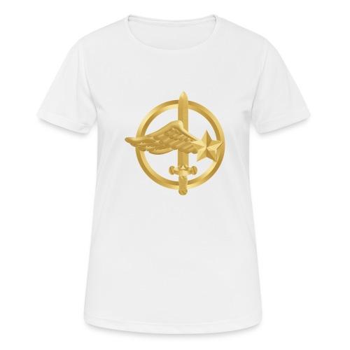 Tasse Fusiliers Commandos de l'Air - T-shirt respirant Femme