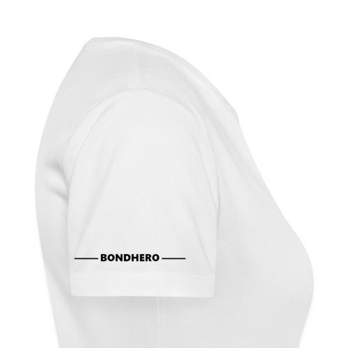 BONDHERO - Vrouwen T-shirt ademend actief