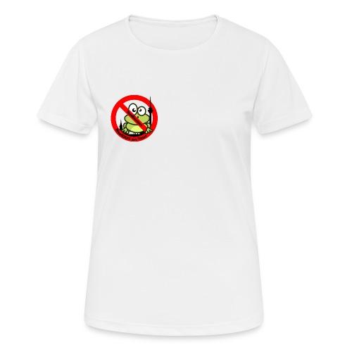 Toadbusters Final - Frauen T-Shirt atmungsaktiv