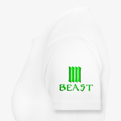 Beast Green - Women's Breathable T-Shirt