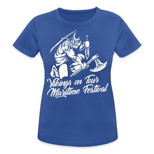 Viking Maritime - Women's Breathable T-Shirt