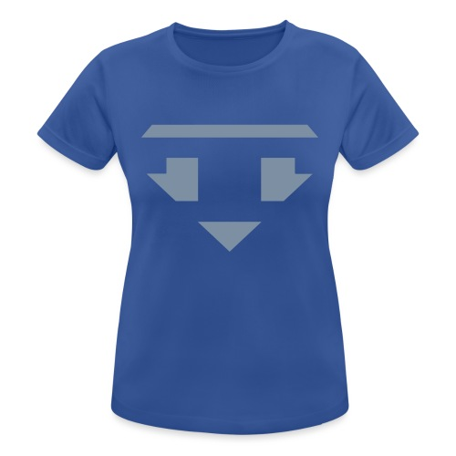 Twanneman logo Reverse - vrouwen T-shirt ademend