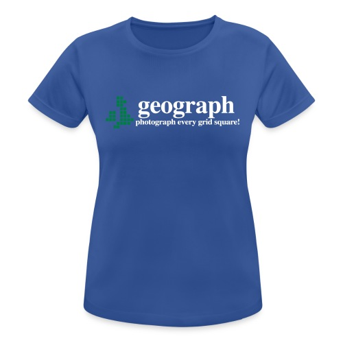 Geograph Britain&Ireland - Women's Breathable T-Shirt