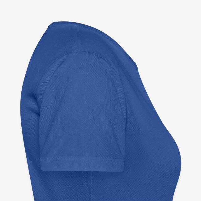 Vorschau: Glitzer Pferd - Frauen T-Shirt atmungsaktiv