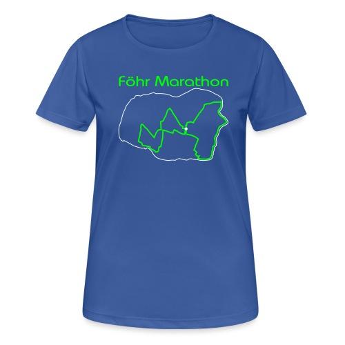 fm insel logo - Frauen T-Shirt atmungsaktiv