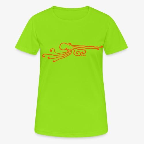 Life on Europa ? - Frauen T-Shirt atmungsaktiv