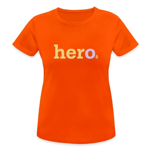 her o - Women's Breathable T-Shirt