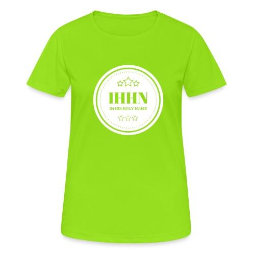 dessin - T-shirt respirant Femme