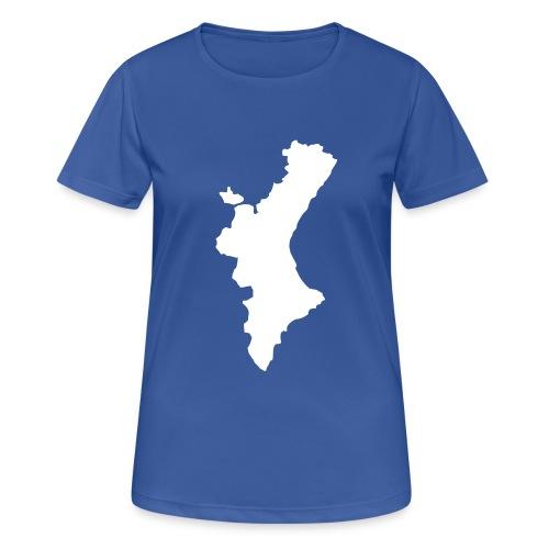València - Camiseta mujer transpirable