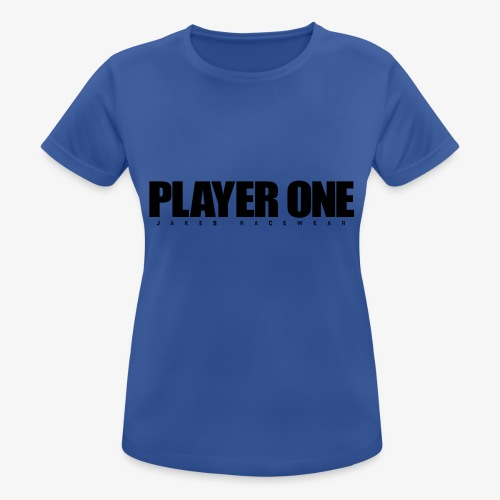 GET READY PLAYER ONE! - Dame T-shirt svedtransporterende