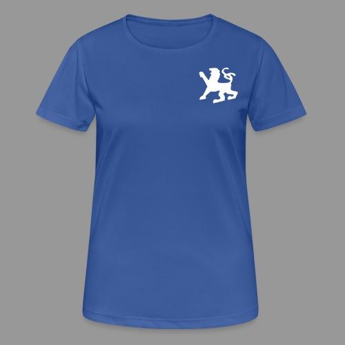 Löwe + angus von ardingen - sempergravis - Frauen T-Shirt atmungsaktiv