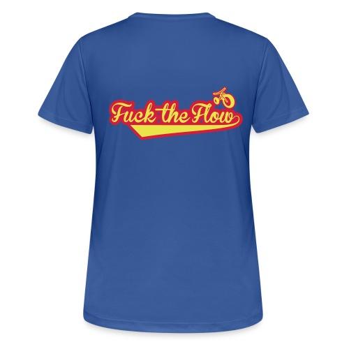 FTF TECHNICAL T-SHIRT - Maglietta da donna traspirante