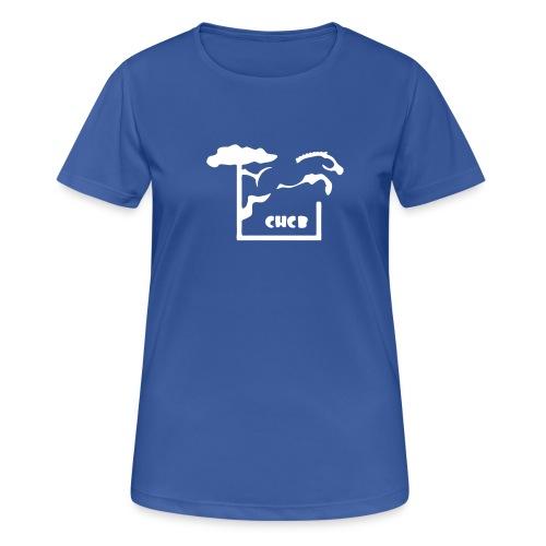 Club Hippique Côte Basque | RectoVerso - T-shirt respirant Femme