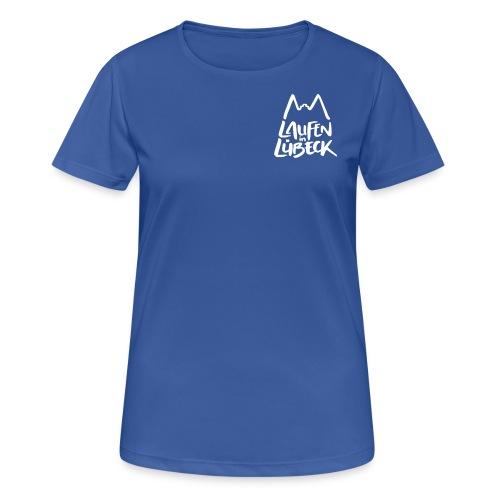Laufen in Lübeck 2016 - Frauen T-Shirt atmungsaktiv
