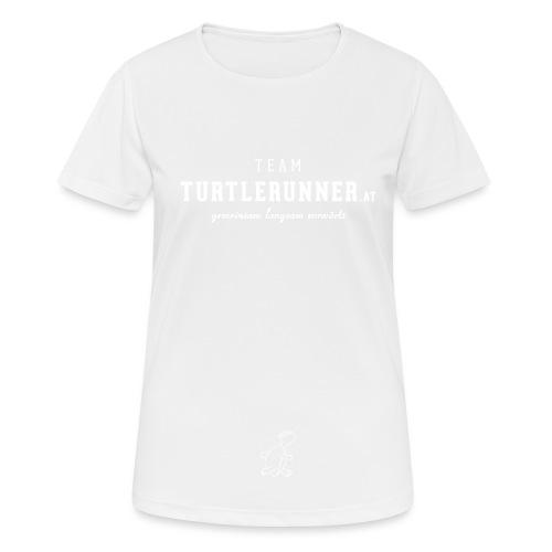 Team Shirt mit Daphne 6 - Frauen T-Shirt atmungsaktiv
