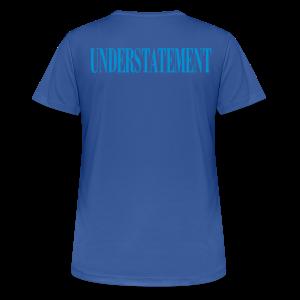 UNDERSTATEMENT - Maglietta da donna traspirante