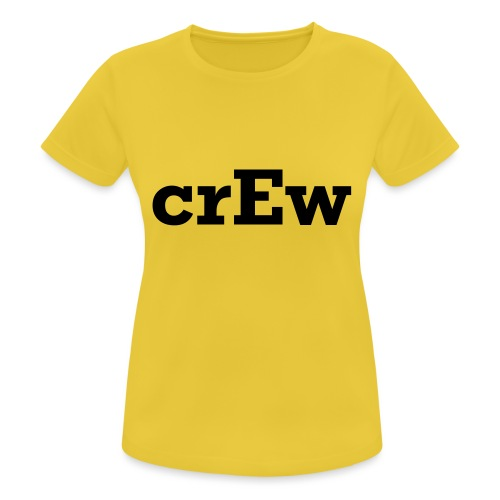 Crew Rockwell - Women's Breathable T-Shirt