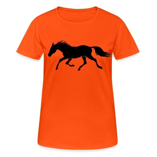 Cavallo - Maglietta da donna traspirante