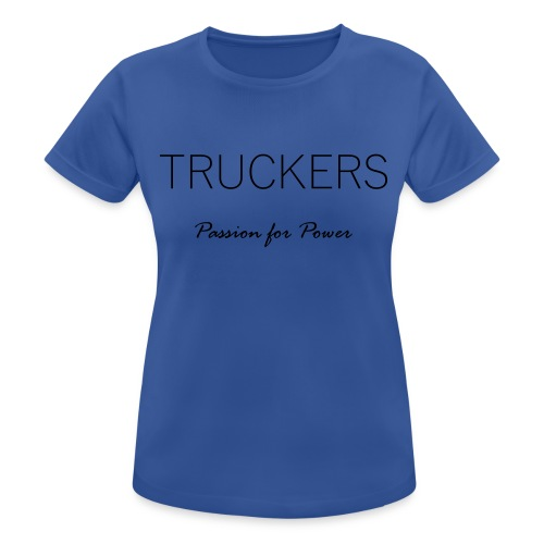 Passion for Power - Women's Breathable T-Shirt