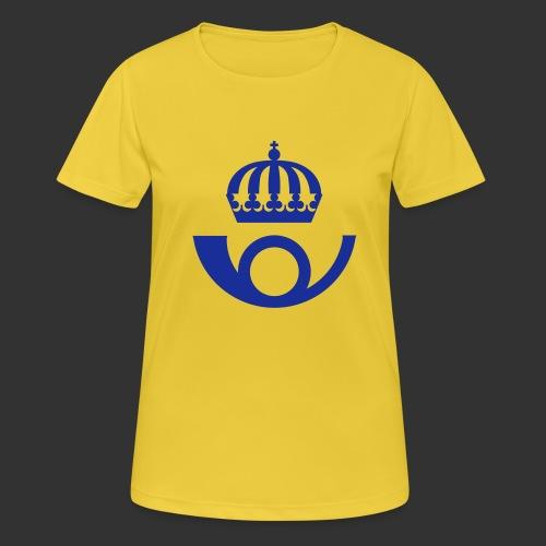 Kungliga Postverket - Andningsaktiv T-shirt dam