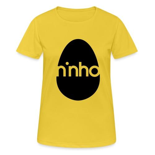 Ninho - Maglietta da donna traspirante