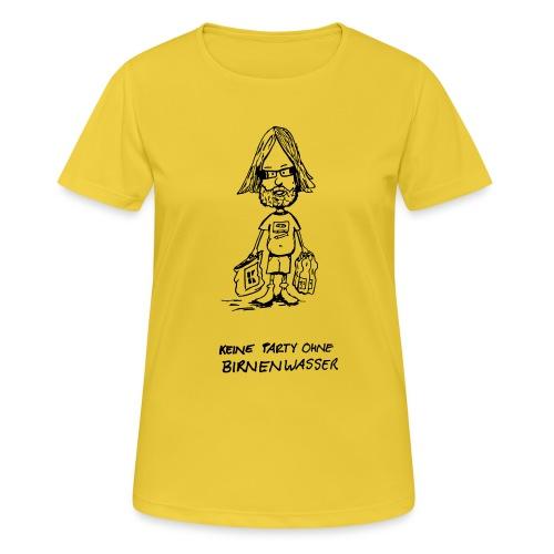 Birnenwasser - Frauen T-Shirt atmungsaktiv