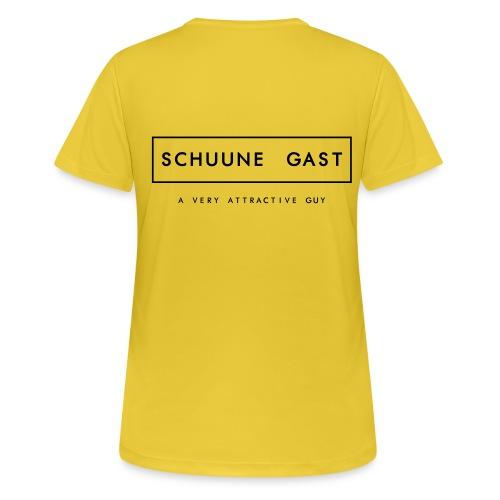GAST - Vrouwen T-shirt ademend actief