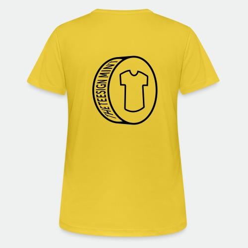 Teesign Mint Tshirt FA 5 - Women's Breathable T-Shirt