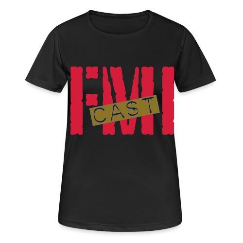 Logo S2 BIG - T-shirt respirant Femme