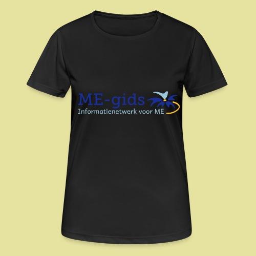 logomegids - Vrouwen T-shirt ademend actief
