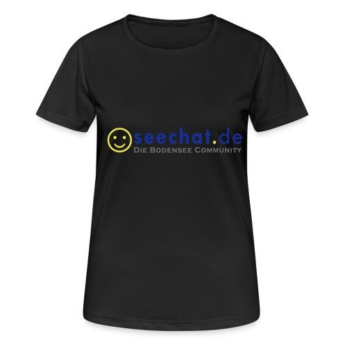 sc2008 pfadecs2 - Frauen T-Shirt atmungsaktiv