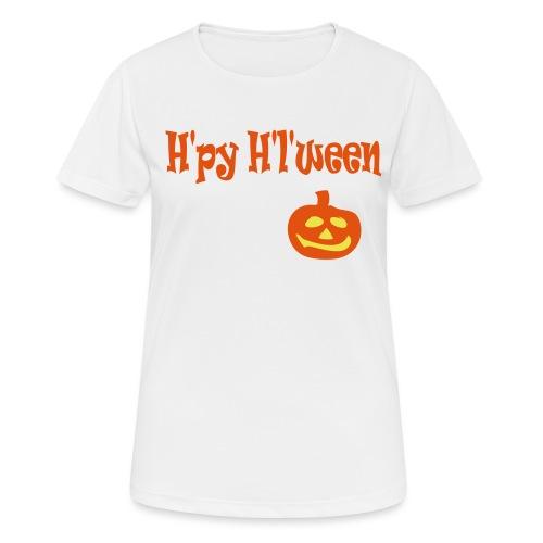 Happy Halloween - Frauen T-Shirt atmungsaktiv